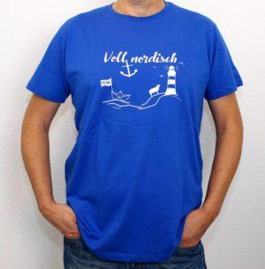 T-Shirt Voll Nordisch