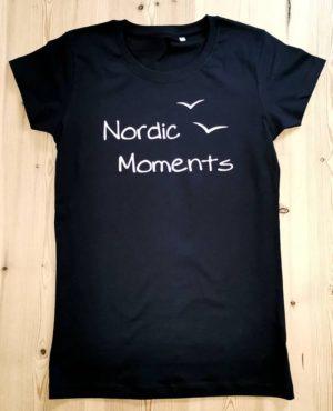 T-Shirt woman long Nordic Moments