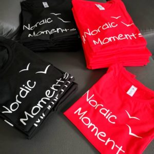 T-Shirt Nordic Moments unisex