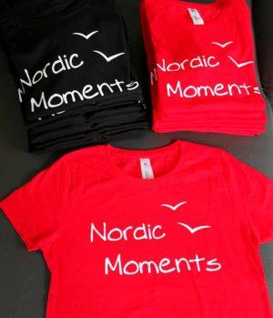T-Shirt Nordic Moments Frauen
